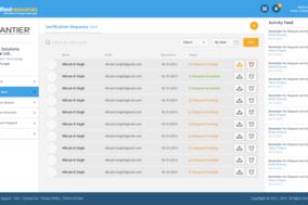Verified Resources screenshot