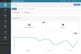 Advanced Web Ranking screenshot