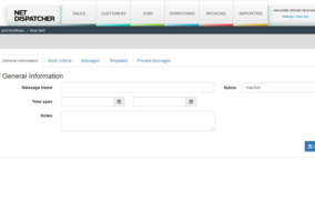 NetDispatcher screenshot