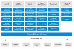 Ramco Global Payroll screenshot