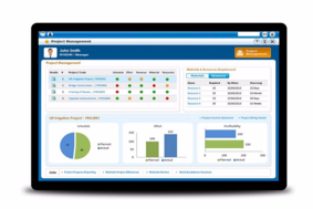 Ramco ERP screenshot