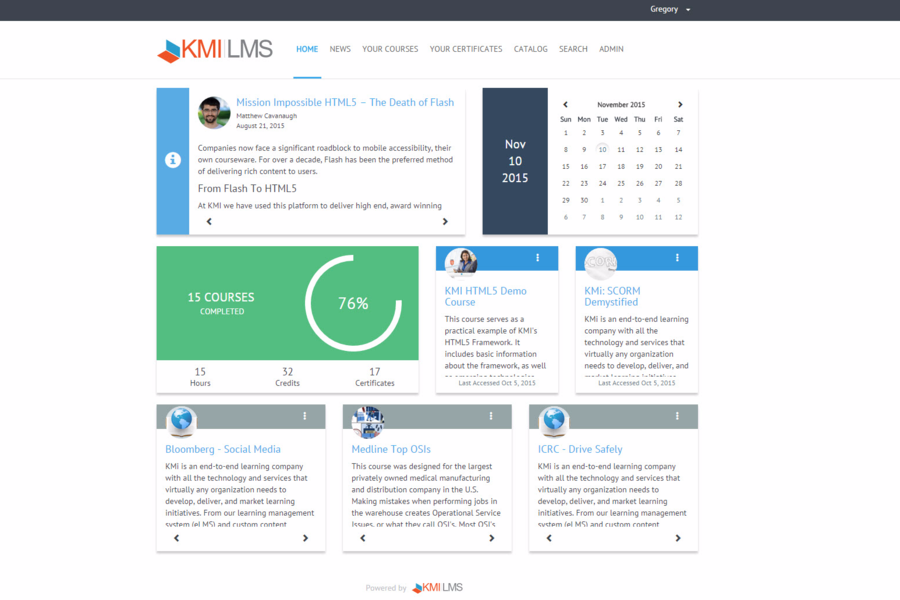 KMI Learning