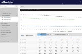 Revulytics Usage screenshot