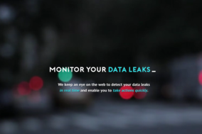 Leakwatch screenshot