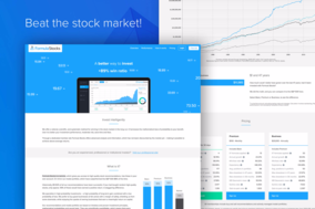 Formula Stocks screenshot