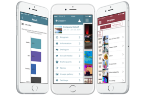 MeetApp screenshot