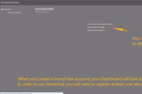 ServerSuit screenshot