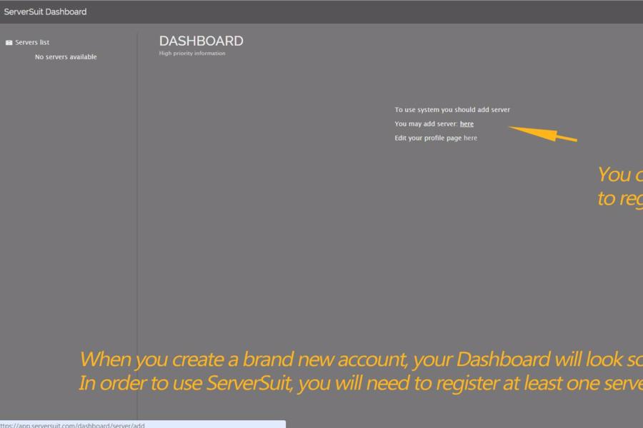 ServerSuit