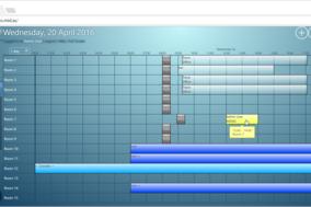 MIDAS screenshot