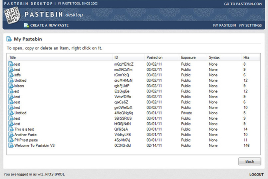 Pastebin Reviews, Pricing and Alternatives