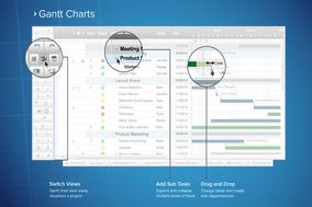 Smartsheet screenshot