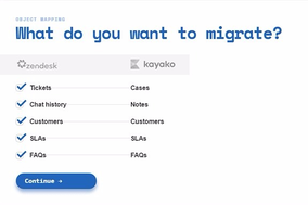 Help Desk Migration screenshot