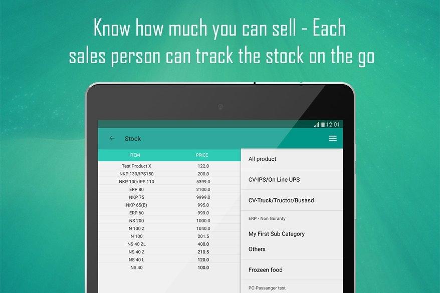 Pocket Sales 71