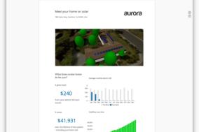 Aurora Solar screenshot