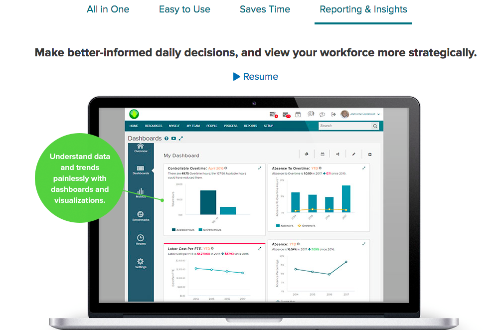 ADP Workforce Now Reviews, Pricing and Alternatives