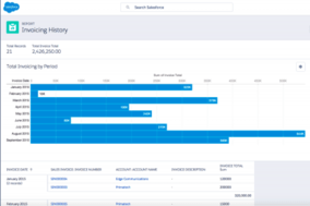 FinancialForce screenshot