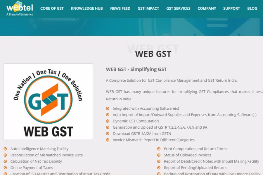 WEB GST
