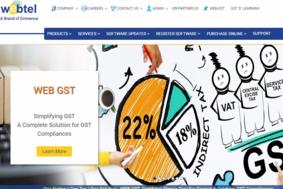 WEB GST  screenshot