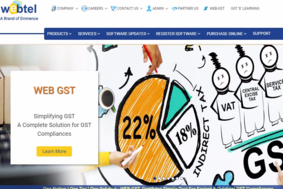 WEB GST  screenshot