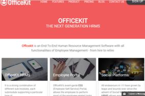 OfficeKit HR screenshot