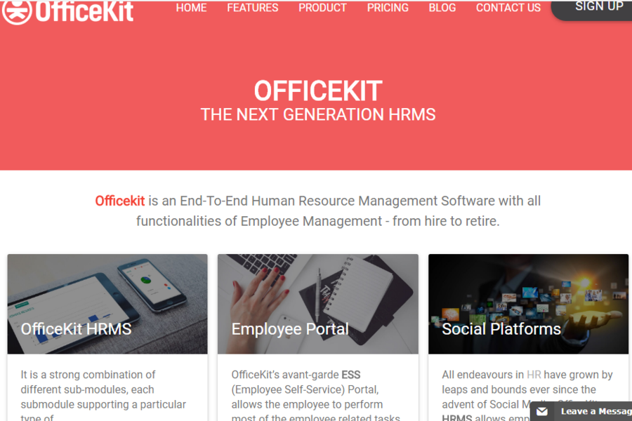 OfficeKit HR