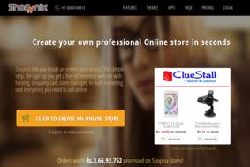 Shopnix screenshot