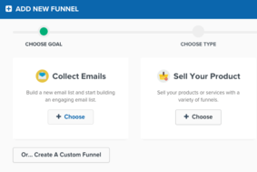 ClickFunnels screenshot