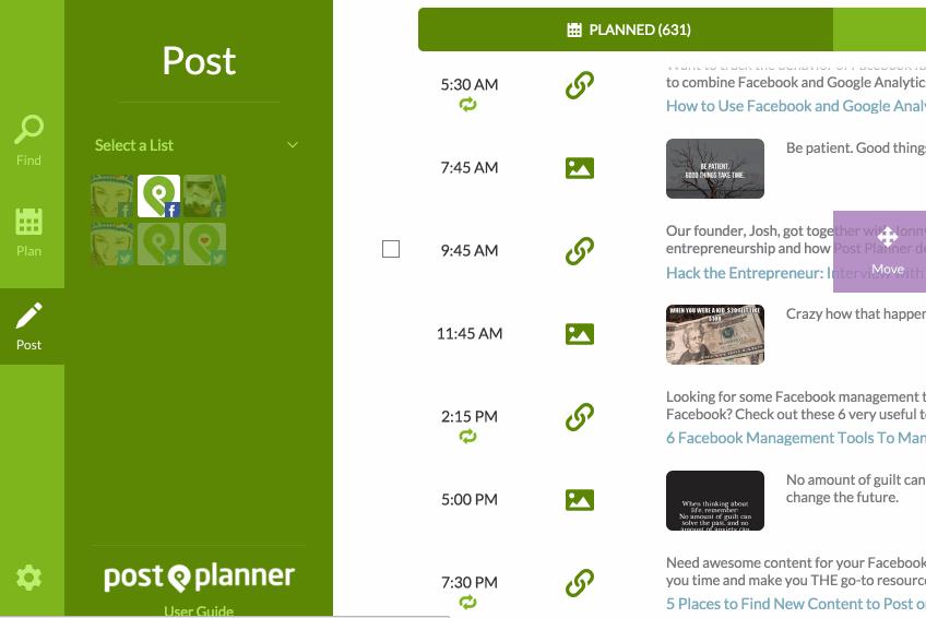 Postplanner