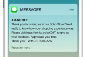 Zonka Feedback screenshot