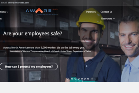 Aware360 screenshot