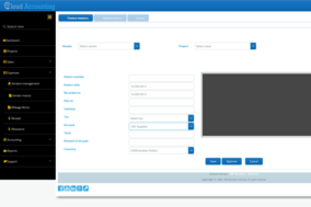 360 Cloud Accounting screenshot