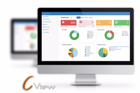 C-View Enterprise screenshot