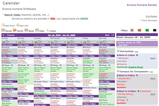 Shiftboard Reviews, Pricing and Alternatives