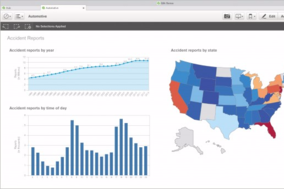 Qlik screenshot