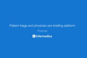Infermedica API screenshot