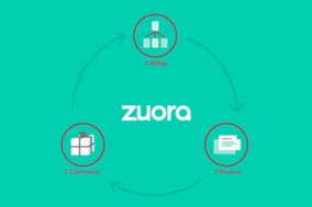 Zuora screenshot