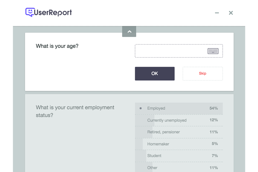 UserReport