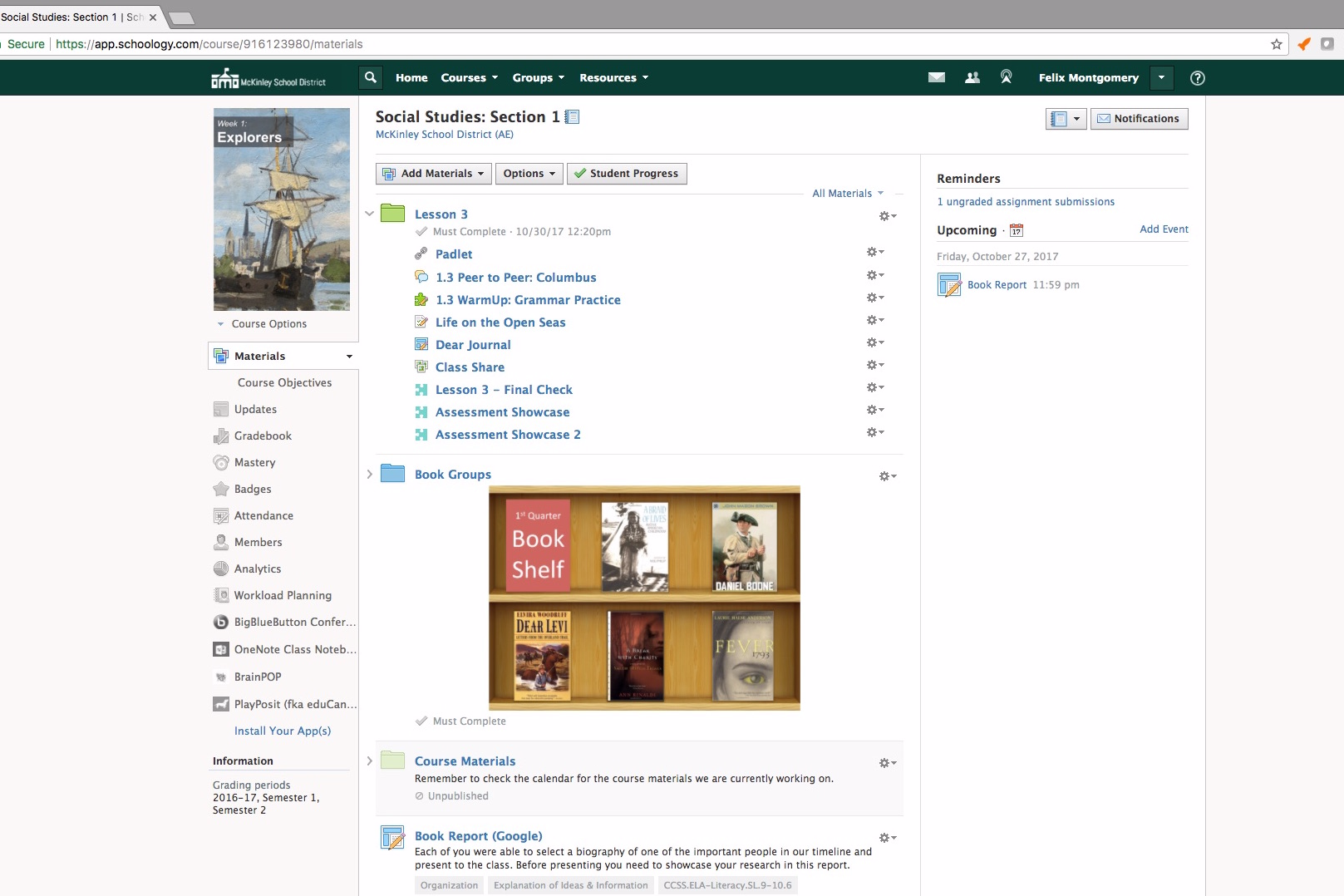 Schoology reviews pricing and alternatives crozdesk stopboris Image collections