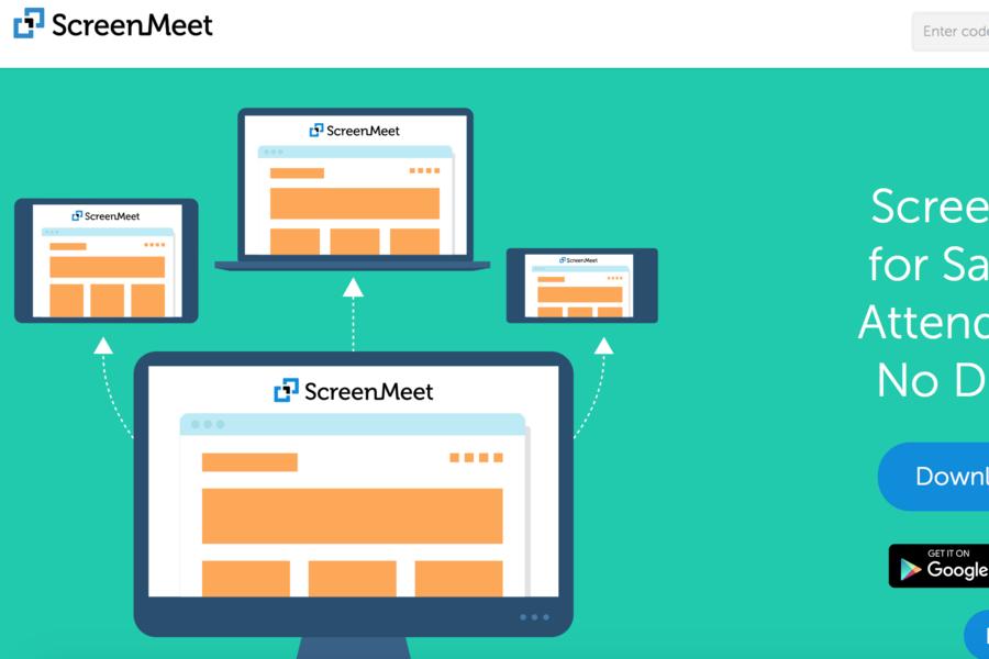 ScreenMeet Meetings