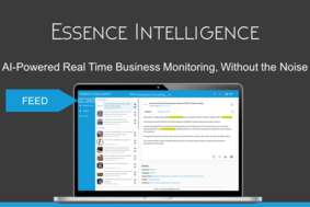 Essence Intelligence screenshot