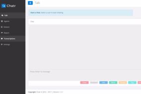 ChatrHub screenshot