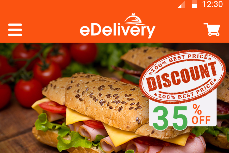 eDelivery App
