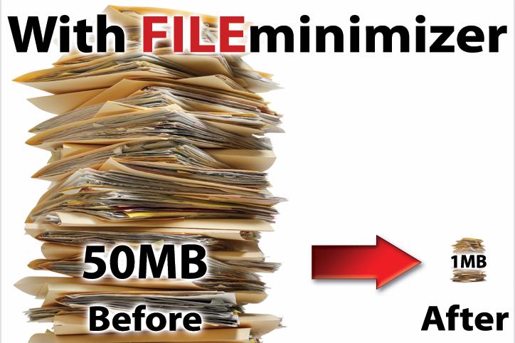 FILEminimizer Server