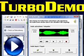 TurboDemo screenshot