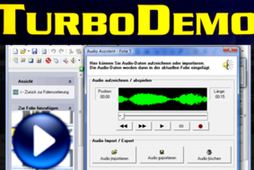 TurboDemo screenshot