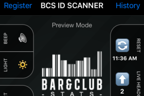 ID Scanner screenshot
