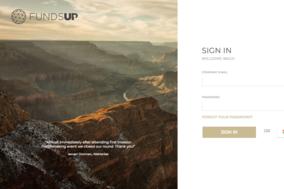 FundsUP screenshot
