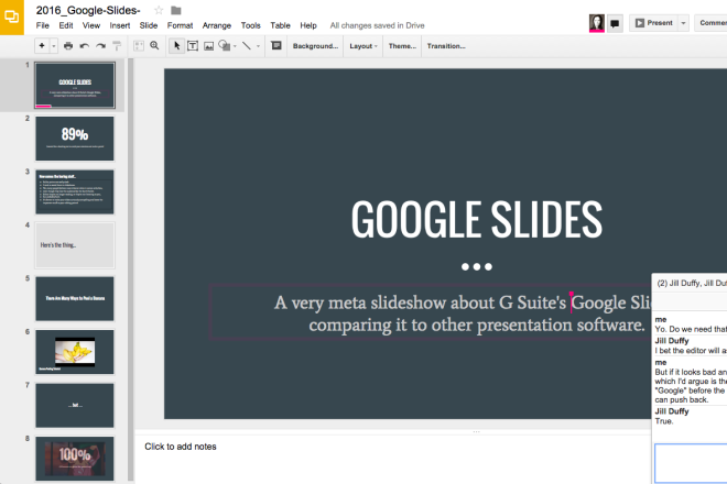 google slides reviews pricing and alternatives crozdesk