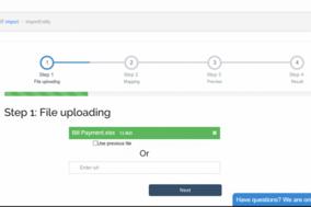 Cloud Business screenshot