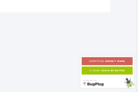 BugPlug screenshot